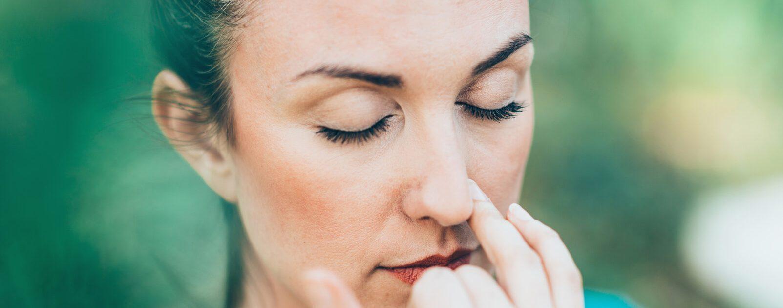 Bei dem Empty Nose Syndrome (ENS) fühlt es sich nur so an, als wäre die Nase verstopft
