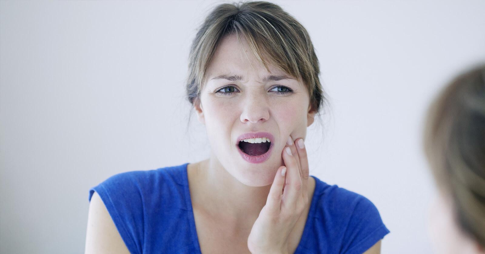 Kieferhöhlenentzündung und Zahnbeschwerden
