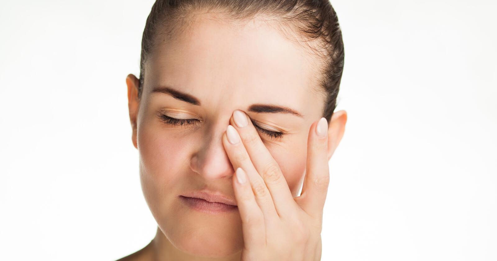 Nebenhöhlen zähne schmerzen Druckschmerz Zähne