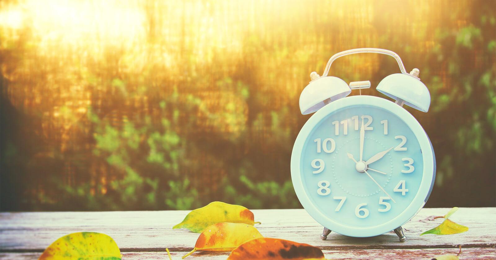 Geregelte Schlafzeiten bei Schlafapnoe