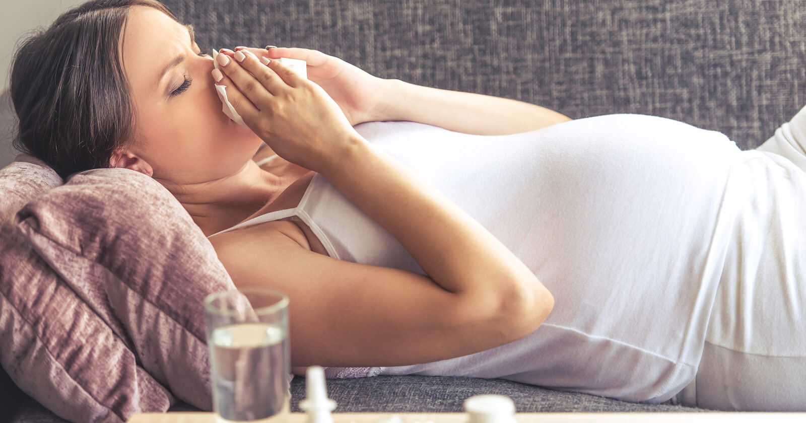 Nasenspray Sucht In Der Schwangerschaft